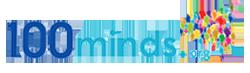 100Minds Logo