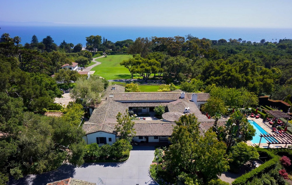 1520 ROBLE DRIVE OFFERED AT: $16,950,000