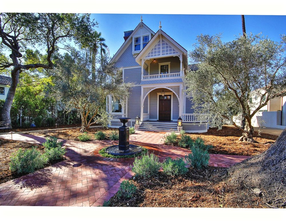 1721 SANTA BARBARA STREET OFFERED AT: $2,850,000
