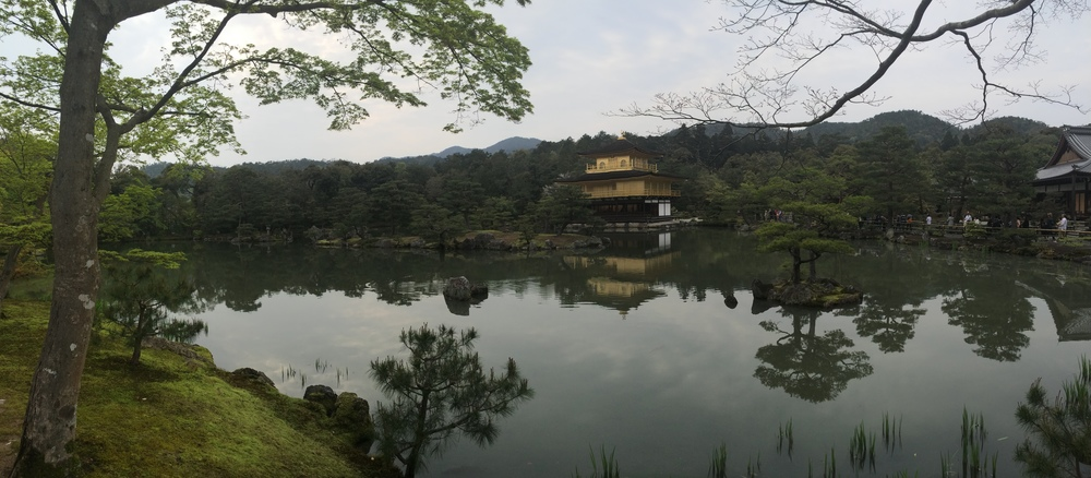 Golden Pavilion, North Kyoto