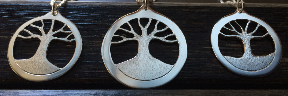 Treedgems Pendants