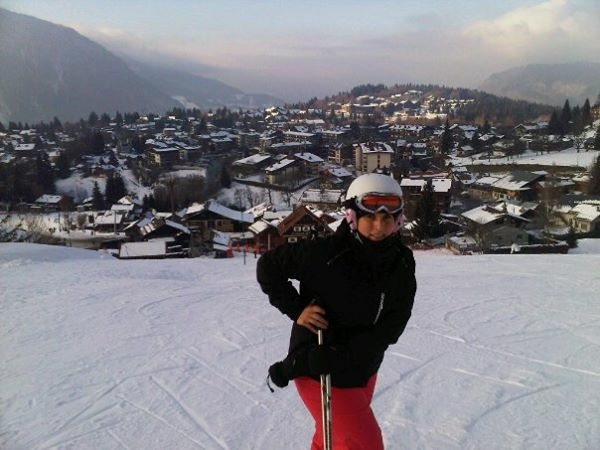 Jennifer Hart is an avid ski-er in additional to being a writer and blogger