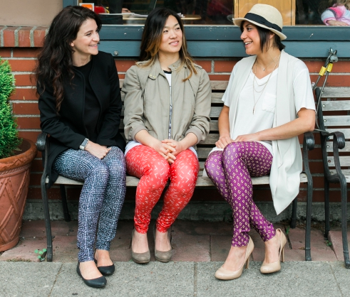 The first advocate to raise $600 *claimed* - will win a pair of leggings from How We Soul.