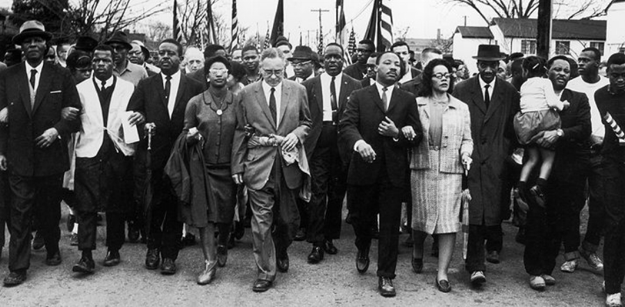 Selma March in Selma, Alabama, 1965