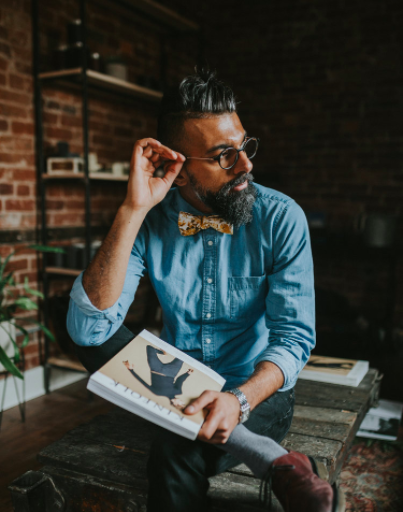 The first 10 male advocates* to raise $350 *claimed* - will receive a $50 gift card from Neck & Tie Co.(*Are you a female wearing bow-ties or do you identify as male and are advocating by wearing a tie/bow-tie for the month of December? You're eligible for this reward as well!)