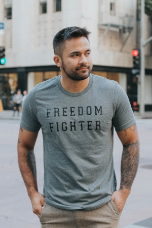 Citizens & Darling - Freedom Fighter Unisex Tee.jpg