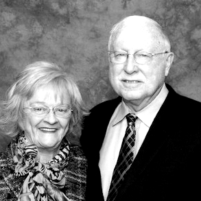 Dr. Donald and Lois Verleur, Founders of Olive Crest