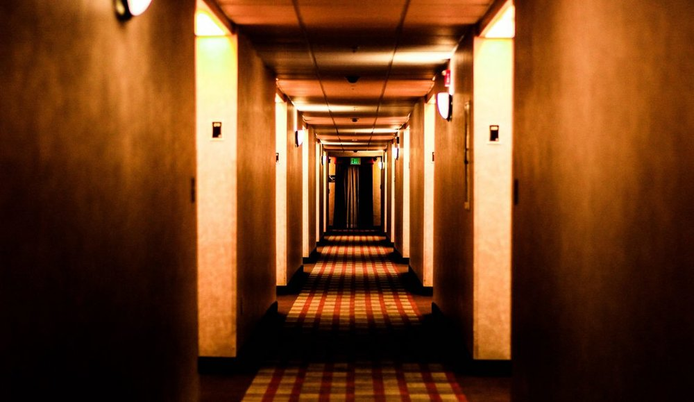 Hotels offer quick & easy access for customers of sex traffickers. -