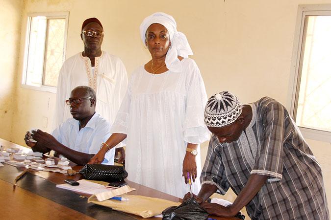 Photo of Coumba Diaw. Photo Credit: UN Women/Assane Gueye