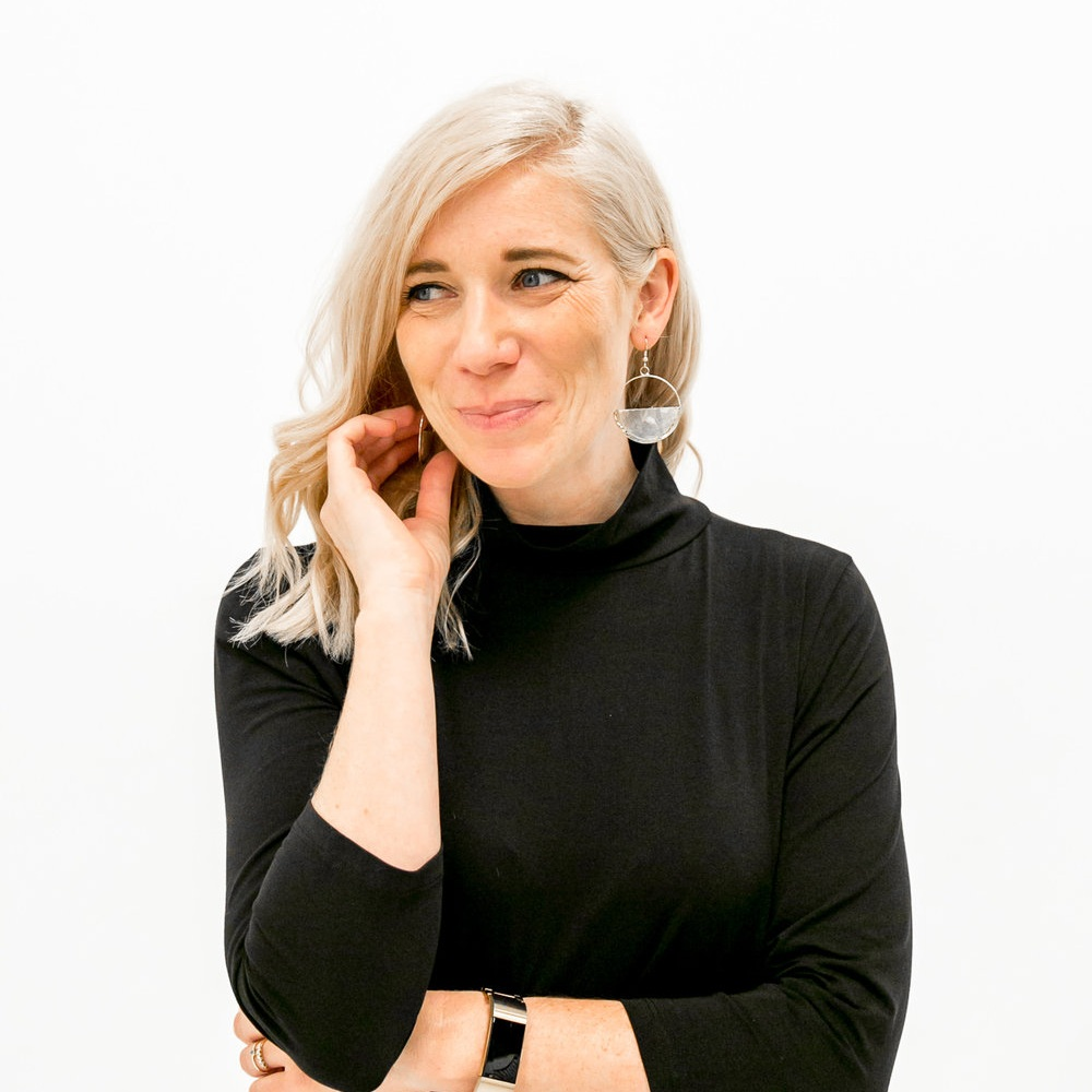 Photo of Blythe Hill, Dressember's Founder and CEO.