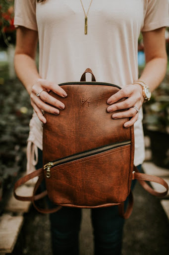 Photo of the  Aviano Backpack in Brown