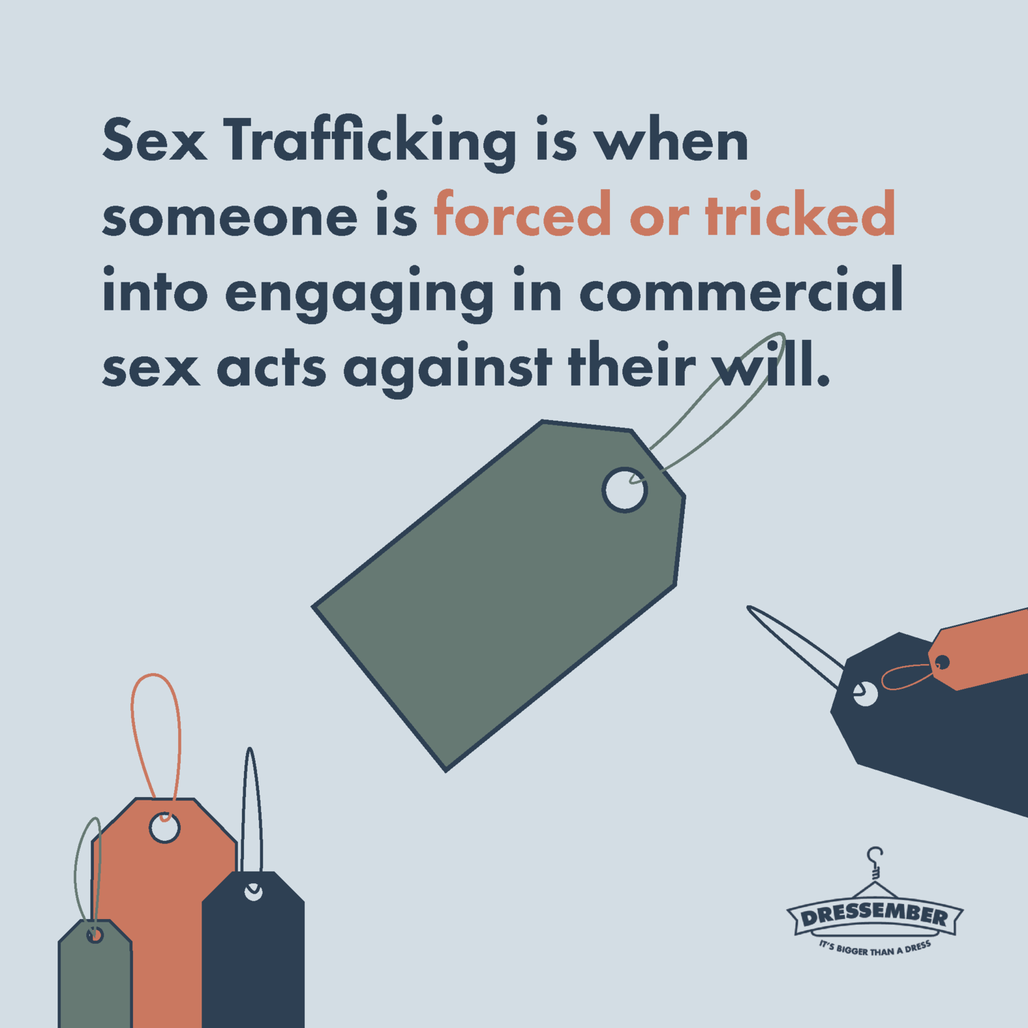 Not a product Donate to Human Trafficking Victims
