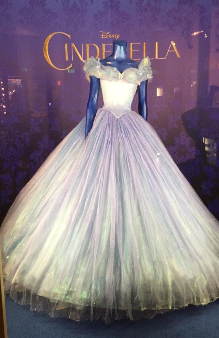 The Cinderella dress!