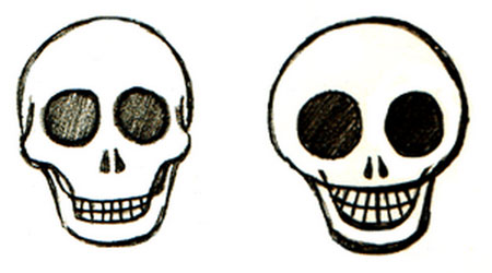 Learn How to Draw Skulls