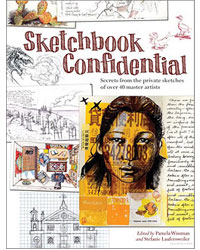 Sketchbook Confidential Book Review