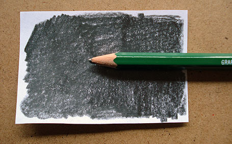 Make Your Own Graphite Papter