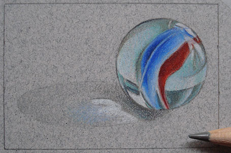 Creating Colored Pencils Drawings