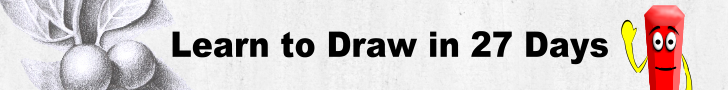 Learn to Draw in 27 Days
