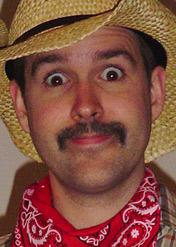 Cowboy Close-Up