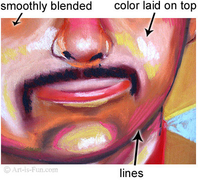 How to Use Pastels: Learn Various Pastel Painting ...