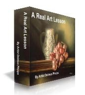 A Real Art Lesson by Delmus Phelps