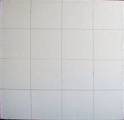 12x12 inch Canvas Grid