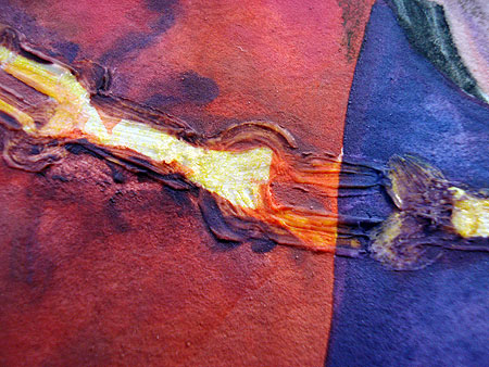 Masking Fluid Close-Up