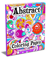 Abstract Coloring Book
