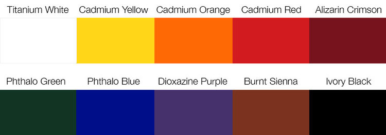 Acrylic Paint Guide Everything You Need To Know Before You Buy