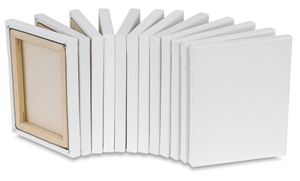 Stretched Canvas Multipack