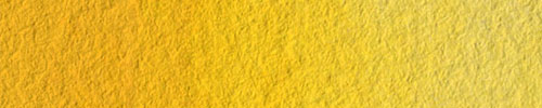 Cadmium Yellow Watercolor Paint