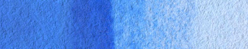 Cerulean Blue Watercolor Paint