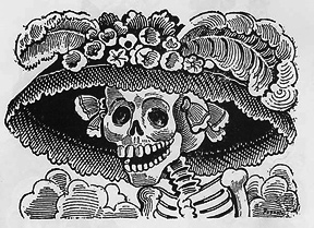 Catrina, by Jose Guadalupe Posada