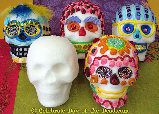 All About Sugar Skulls Learn The Most Famous