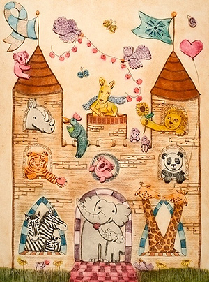 Cute Children's Art