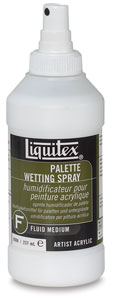 Liquitex Palette Wetting Spray