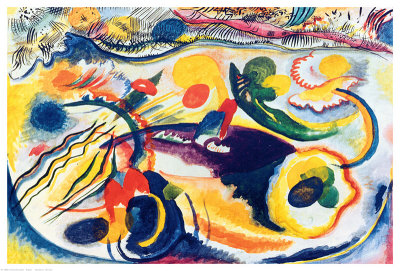 On the Theme of the Last Judgement Wassily Kandinsky
