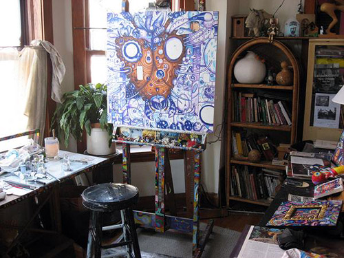 John Kurtz Artists Studio