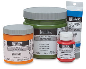 Liquitex Soft Body Acrylics