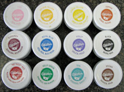 Wilton Icing Colors for Sugar Skulls