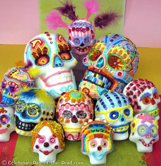 Royal Icing For Sugar Skulls How To Prepare Icing To