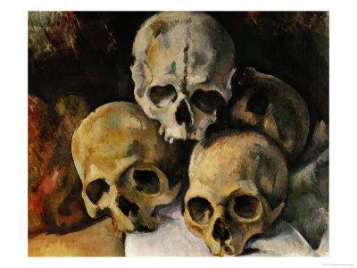 A Pyramid of Skulls