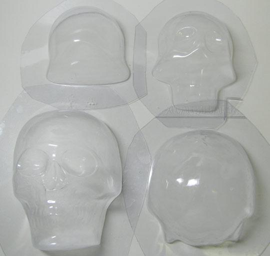 Sugar Skull Molds