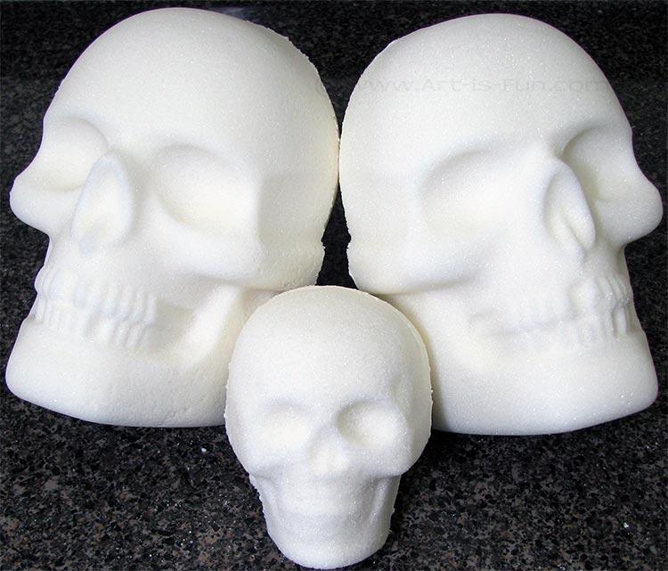How Make Real Sugar Skulls