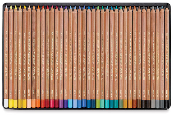 best brands of soft pastel pencils and pastel paper art is fun