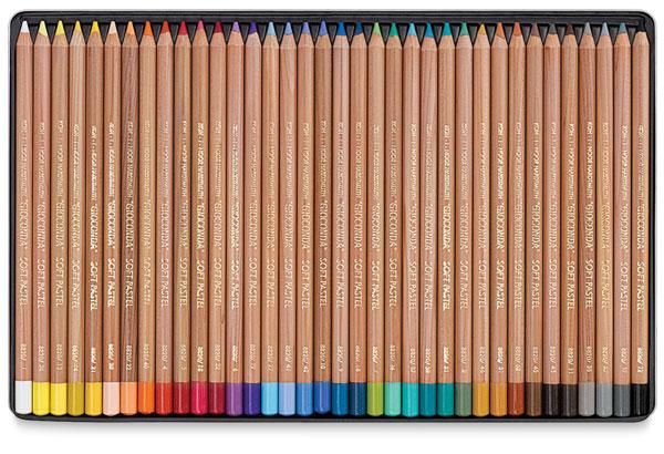 Soft Pastel Pencils