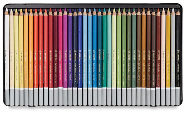 Stabilo Pastel Pencils