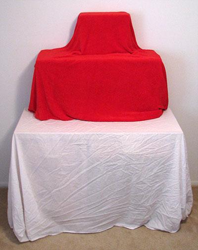Dia de los Muertos Altar Empty