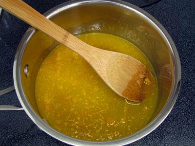 Glaze for Pan de Muerto