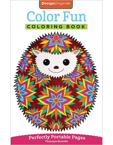 Color Fun Coloring Book By Thaneeya McArdle